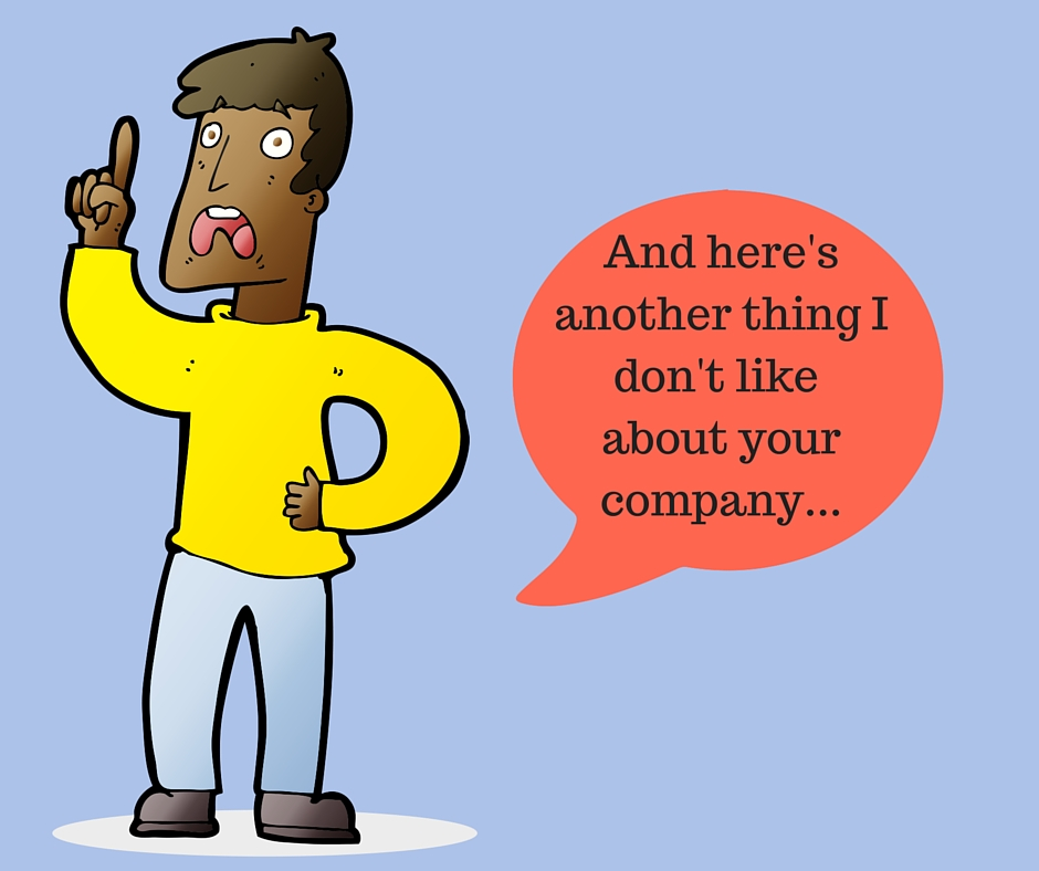 Reply customer complaint